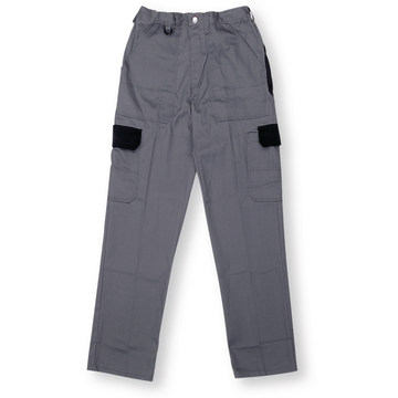 Work Waistband Pants Classic Duo grey size 58